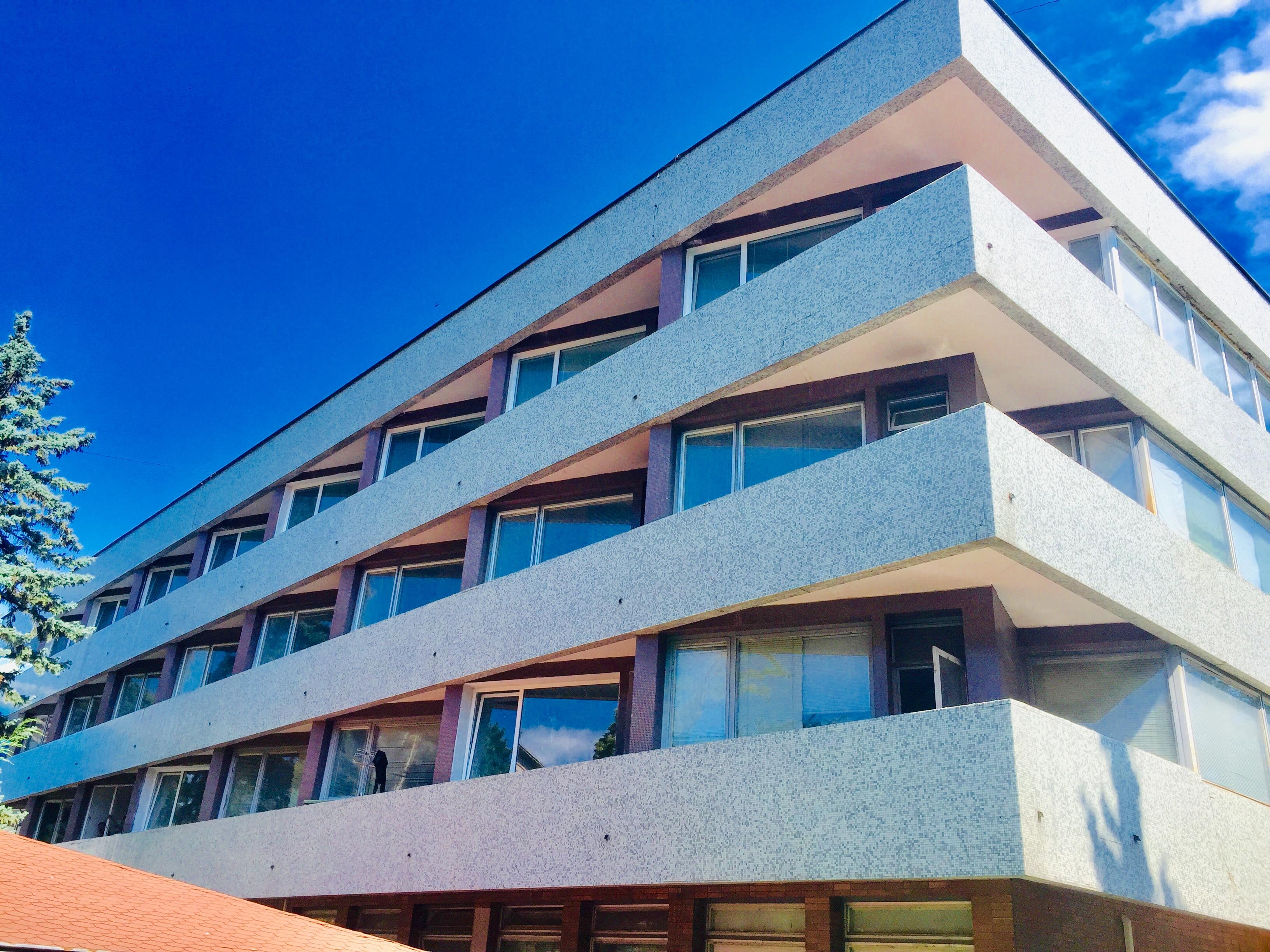 Kompletná rekonštrukcia okien a stien v nemocnici Podunajské Biskupice