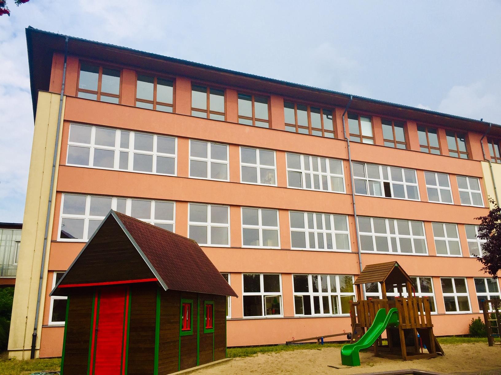 Výmena okien na objekte Základnej školy