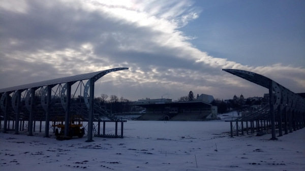 Komplexná rekonštrukcia futbalového štadióna