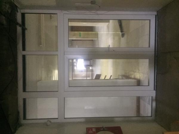 Výmena okien a dverí na internáte B4 a B5