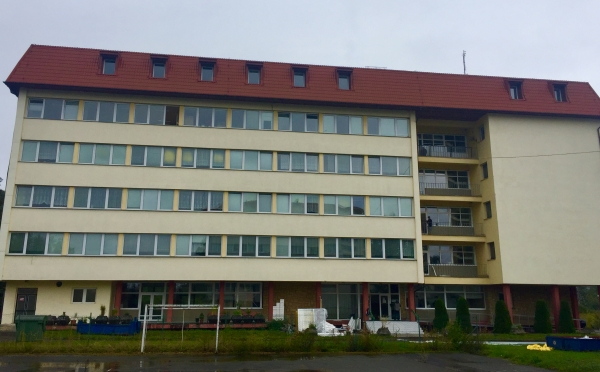 Výmena okien v školskej jedálni a na budove domova mládeže