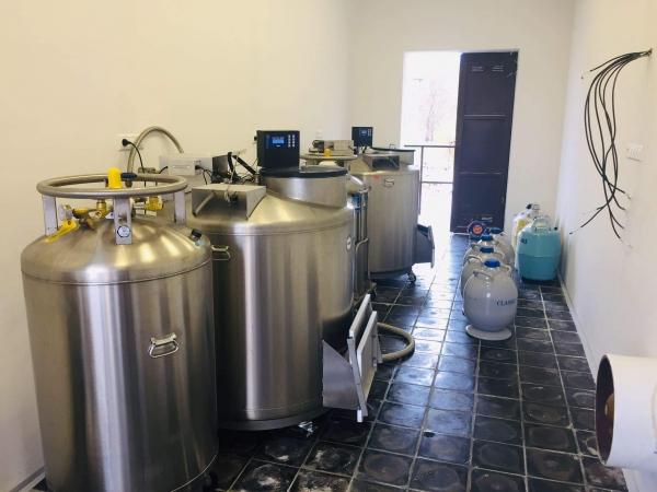 Rekonštrukcia dusíkového hospodárstva v UNB Nemocnica sv. Cyrila a Metoda