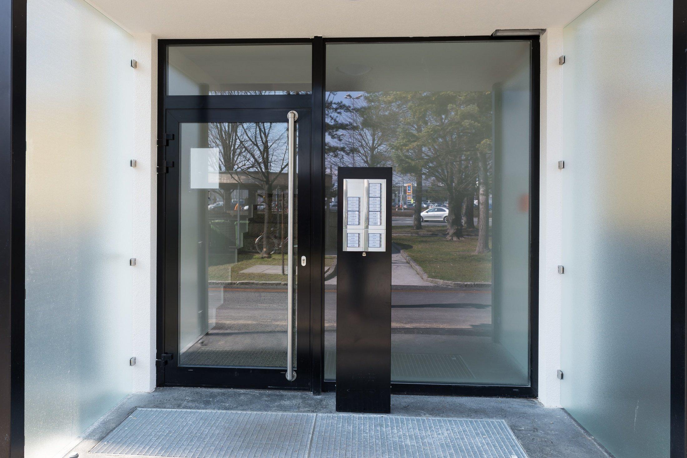 Hliníkové dvere Aluprof MB-45